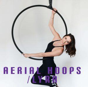 Aerial Hoop/Lyra Classes Across Melbourne by Aerial Fit Studio
