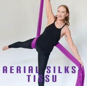 Aerial Silks/Tissu Classes Across Melbourne by Aerial Fit Studio